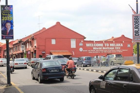 Melaka_Stadt