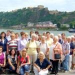 Reisegruppe Damen