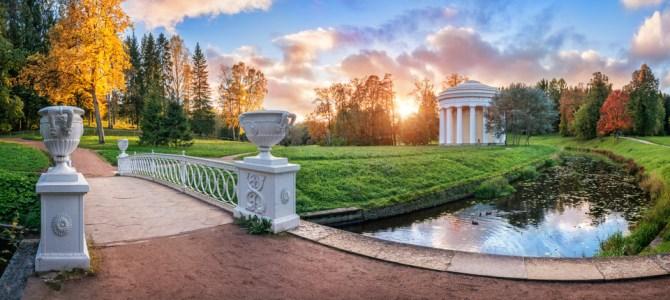 Entdecken Sie den Pawlowsk Palast in St. Petersburg