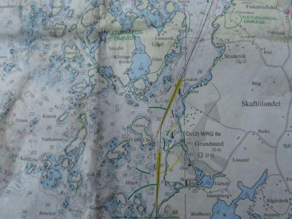 Die Schärenküste im Skagerrak