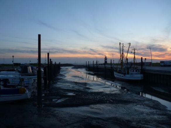 Hafen in Wremen