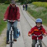 Mit dem Rad auf Rügen