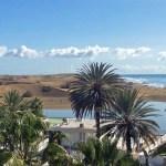Sonne tanken auf Gran Canaria