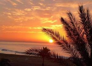 Sonnenaufgänge - immer wieder schön!