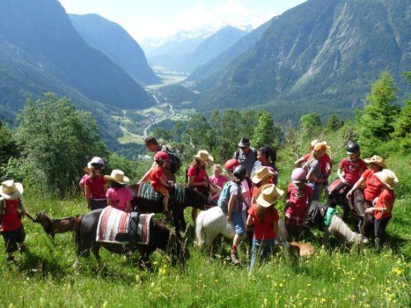 Im österreichischen Ötztal locken Natur und Spannung für Kinder und Eltern, Familienreise, Reisen mit Kindern Österreich, Wandern mit Kindern, Reiseblog, Reisefeder, Tipps für Österreich, Ötztal im Sommer