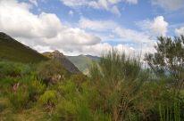 Asturien Bergpanorama