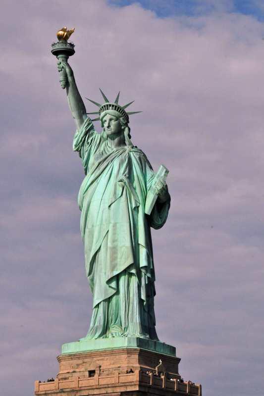 Lady Liberty - die Freiheitsstatue