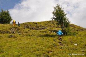 Klettern Edelweißsteig
