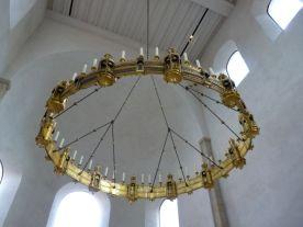 Leuchter im Dom