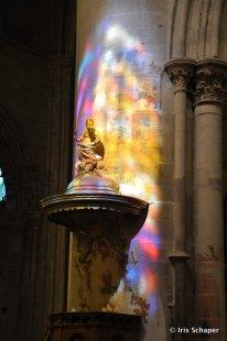 Farben und Reflexionen Kathedrale Cuenca