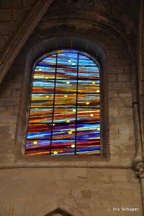 Fenster Kathedrale Cuenca