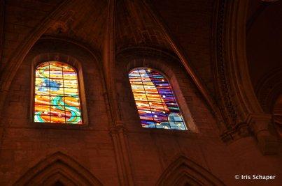 Fenster Kathedrale Cuenca3
