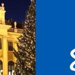 Wien: Königlicher Weihnachtsmarkt vor dem Schloss