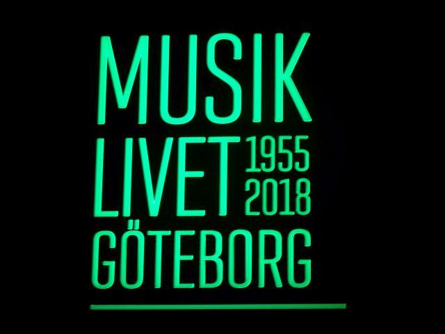 Nicht verpassen: Sonderausstellung zum Musikleben in Göteborg