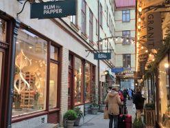 immer wieder hübsche Einkaufskleinode: Victoriapassagen