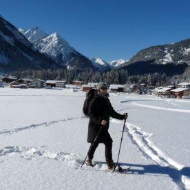 Lechtal_Schneeschuhwanderung