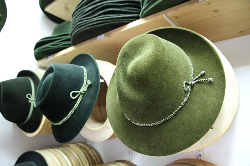 Bayern, Tegernsee, altes Handwerk, Hutmacher, Traditionen, Oberbayern