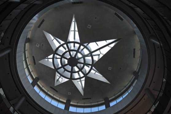 Die Kuppel der Dubai Mall