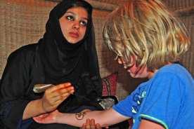 Henna-Tattoos für alle