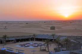 Unser Wüstencamp