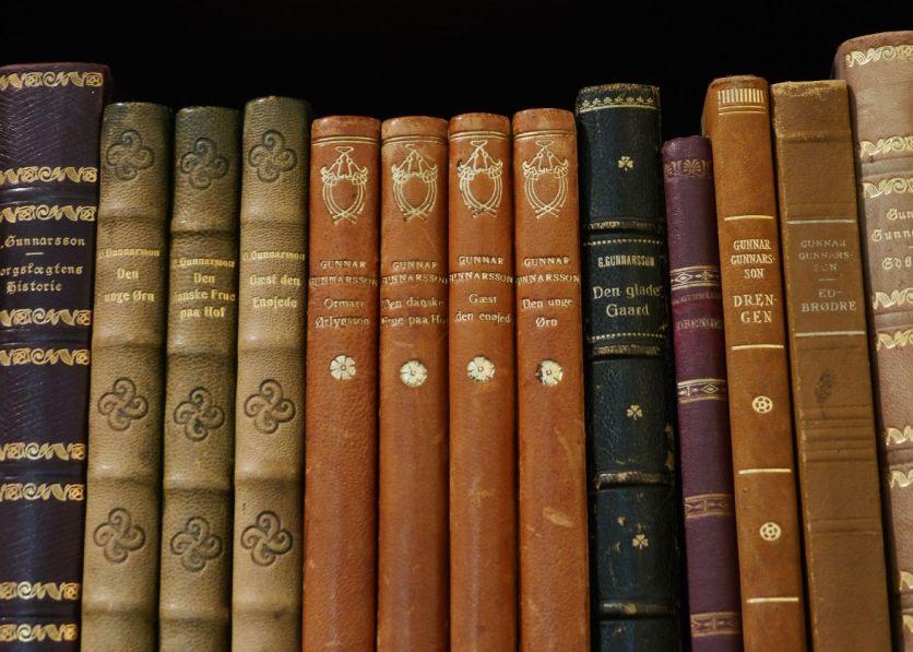 Bücher aus Island - von Gudmundir Gunnarson
