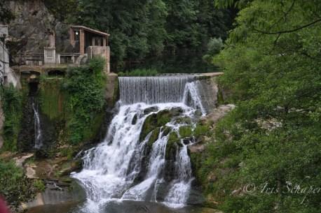 Sant Joan Molí Fondo-Wasserfall