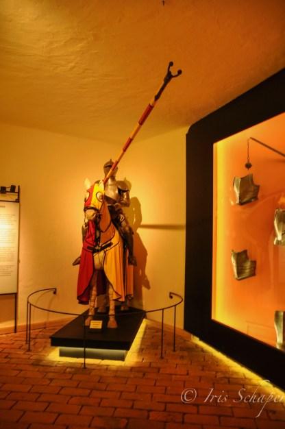 Waffenausstellung auf der Riegersburg