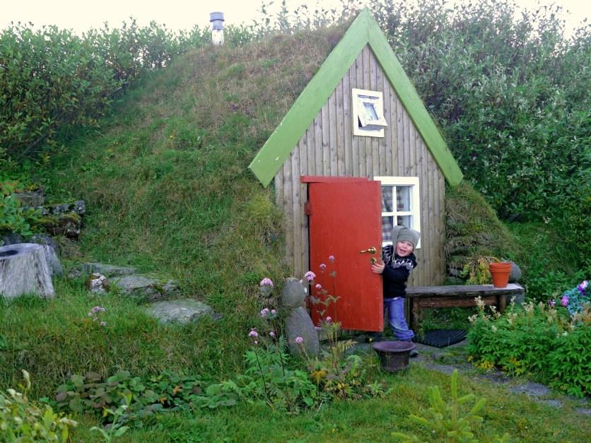 Elfen oder nicht? Isländer spielen gern mit dem Klischee
