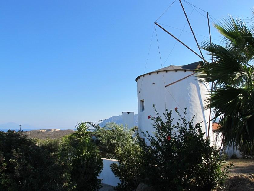 Kos, Große Mühle, Griechenland