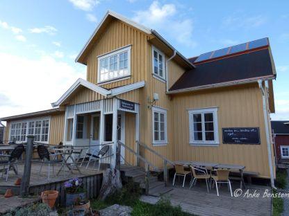 Geborgenheit weit draußen: Väderöarna Värdshus