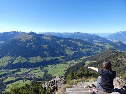 Alpbachtal Reisefeder Gratlspitze Benstem