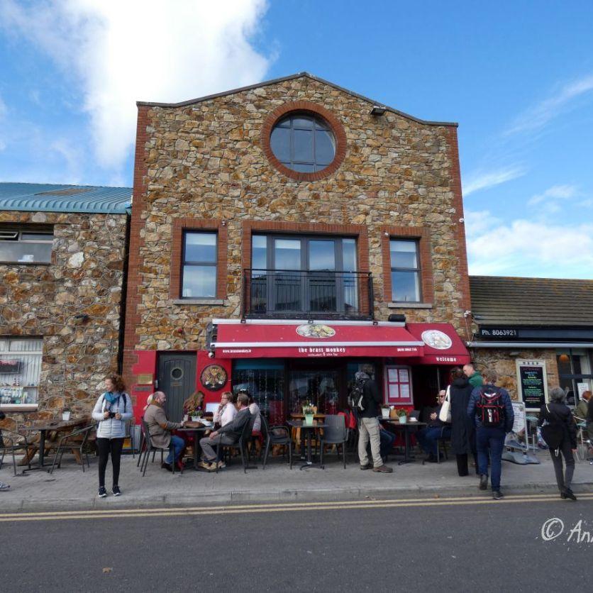 The Brass Monkey Restaurant