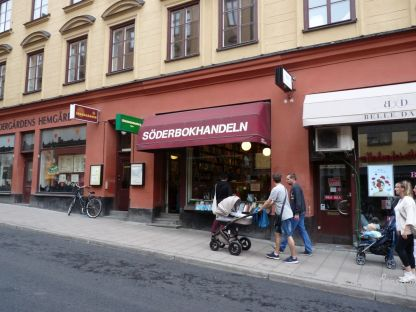 Stockholm Söderbokhandeln