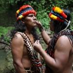 Ecuador: Mit dem Schamanen unterm Wasserfall