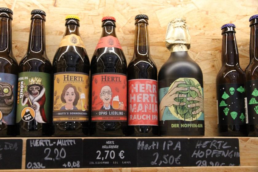 Bamberg, Bier, Bierothek