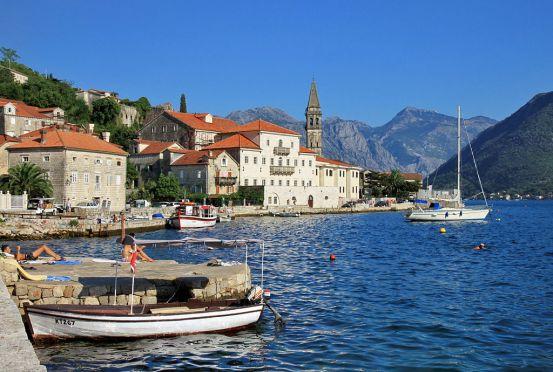 Die vielvölkerhistorische Bucht von Kotor (Marcin Konsek / Wikimedia Commons / CC BY-SA 4.0)