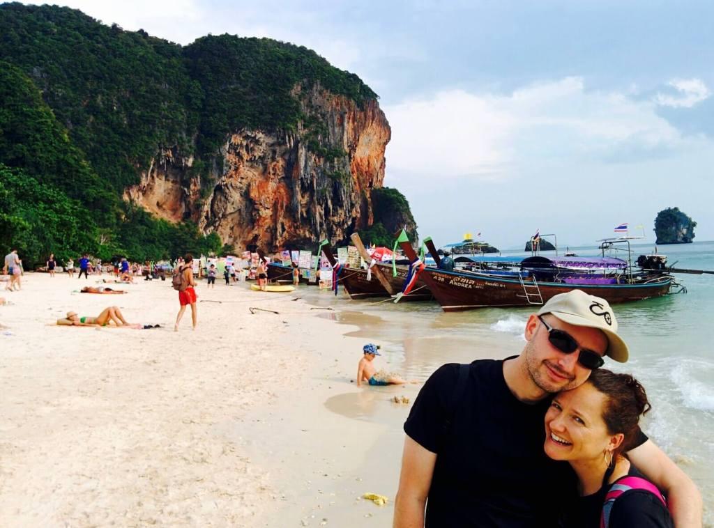 Thailand-Stand