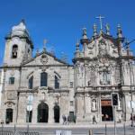 Igreja-dos-Carmelitas-y-Igreja-do-Carmo-porto-portugal