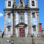 portugal-porto-Church-of-Saint-Ildefonso-front