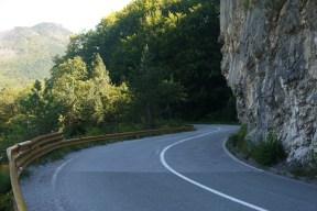 Gut ausgebaute Straßen