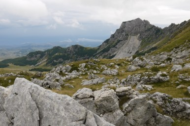 Felsig: Der Ring of Durmitor