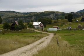 Einsame Dörfer: Ring of Durmitor