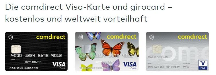 Visa Karte Comdirect.Ratgeber Wie Gut Ist Das Comdirect Girokonto Für Den Urlaub