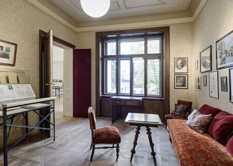 Freud museet i Wien