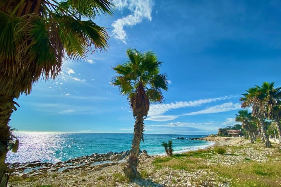 Strand på Costa Blanca Villajoyosa