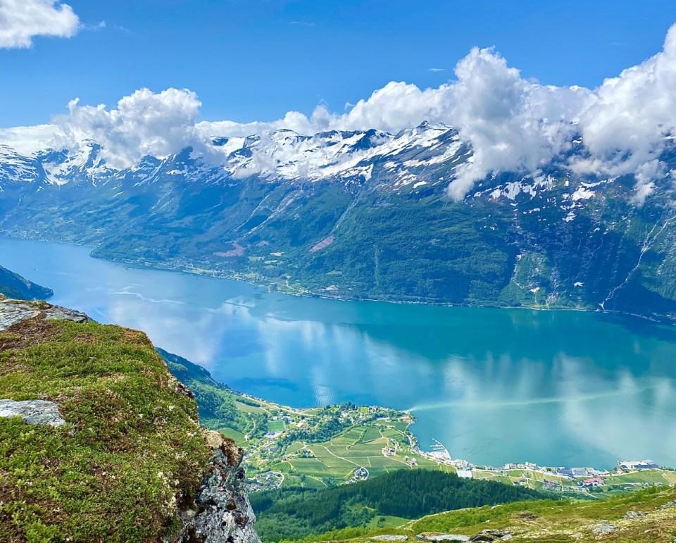 Sørfjorden i Hardanger