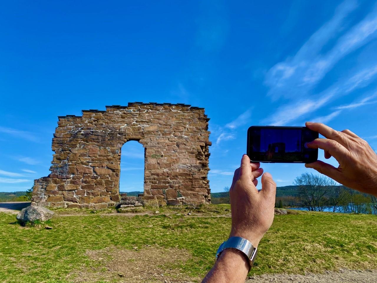 Ruiner i Maridalen