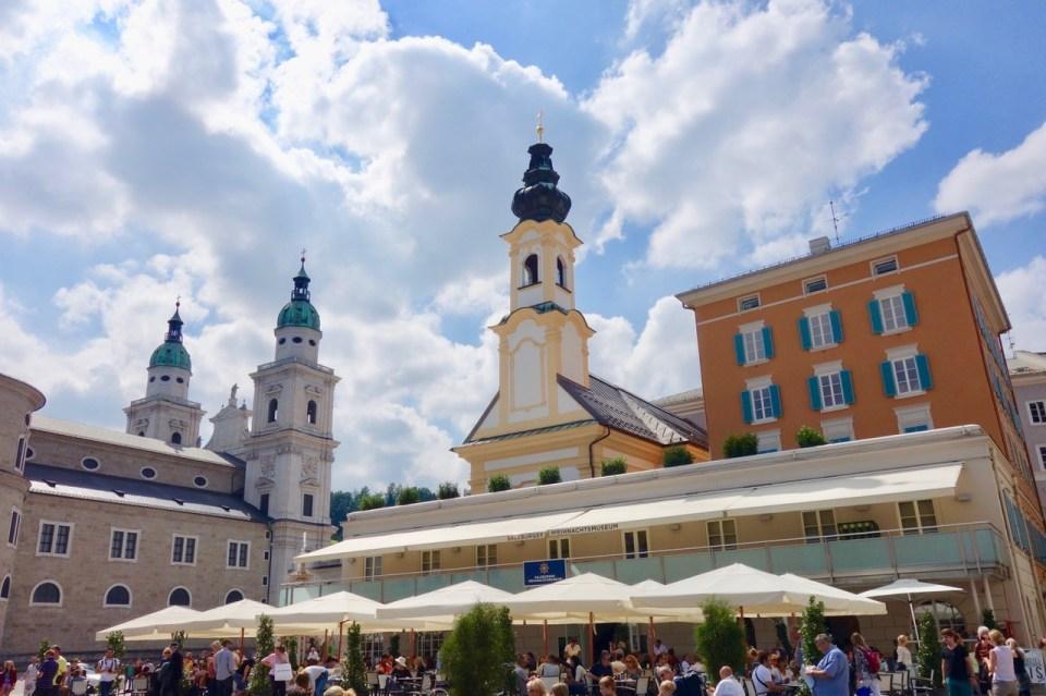 Torg i Salzburg