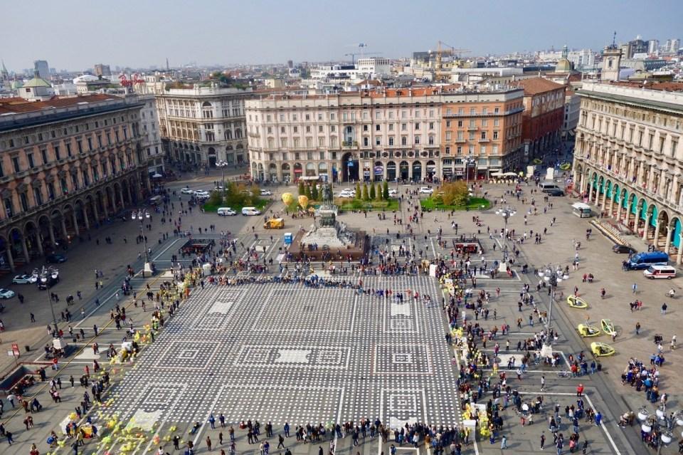 Piazza Milano