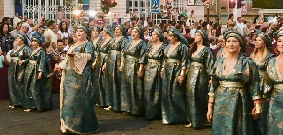 Villajoyosa festival